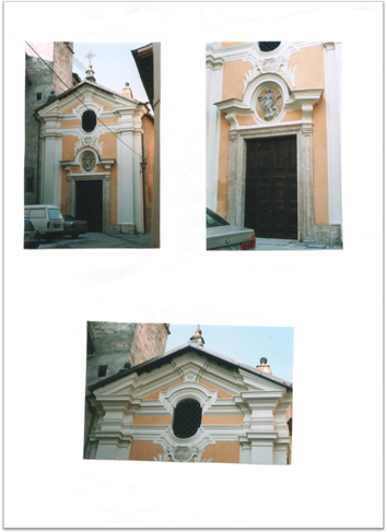 Rieti - Chiesa SANTA LUCIA